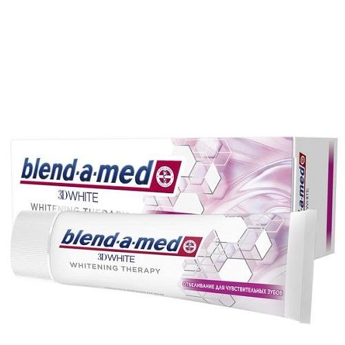 Зубная паста blend-a-med Отбеливание для чувствительных зубов - 75 мл.